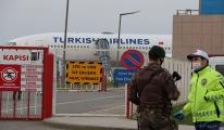 314 Türk vatandaşı Suudi Arabistan'dan Samsun'a getirildi