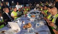 3.Havalimanı Çalışanları Ramazan'da Erdoğan'ı Bekliyor