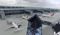 3.Havalimanı'na rüzgar kırılımı uyarı sistemi