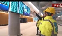 3.Havalimanı'nda iç mekan son hali video