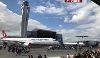 3.Havalimanı'nda Teknofest kapılarını açtı!video