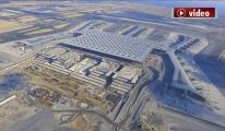 3.Havalimanı'nı bir de böyle görün (Drone Çekimi)