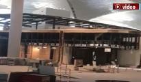 3.Havalimanı THY CIP Salonu açılışa 40 gün var!