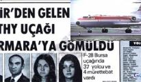 44 Yıl Önce Marmara'ya Çakılan Gizemli Uçak Kazası