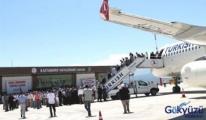 Kastamonu Havalimanı 5 Ayda 30 Bin Yolcu Ağırladı