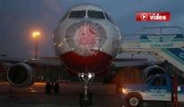 5000 Feet'te Korku Dolu Anlar,Pilot Faciayı Önledi video