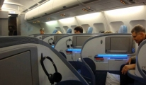7 Havayolu İstanbul'u terk etti