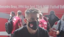 A Milli Futbol Takımı, Almanya'ya gitti