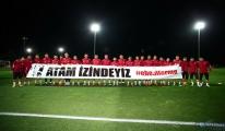 A Milli Futbol Takımı, Hırvatistan maçına hazır