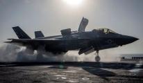ABD'de F-35B savaş uçağı düştü!
