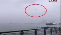 ABD'de helikopter düştü: 1 ölü!video