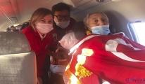 ABD'den kanser tedavisi için Türkiye'ye geldi(video)
