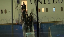 ABD Dışişleri Bakanı Mike Pompeo, İstanbul'a geldi(video)