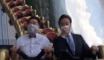ABD'de tema parklarında koronavirüse karşı 'bağırma yasağı' kafa karıştırdı