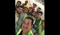 Acun Ilıcalı 3. Havalimanı'nı Ziyaret Etti !video