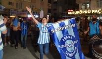 #Adana Demirspor taraftarının Süper Lig heyecanı(video)