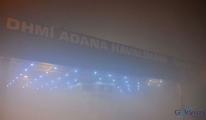 Adana Havalimanı'nda sis iptali!