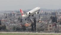 Adana, Nisan'da 463 Bin 410 Yolcuya Hizmet Verdi