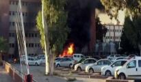 Adana Valiliği Önünde Patlama! 2 Ölü, 17 Yaralı