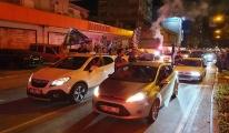 #AdanaDemirspor taraftarı şampiyonluk turu atıyor#video