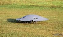 ADIFO, UFO görünümünü göklere taşıyor