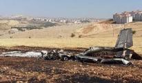 Adıyaman'da eğitim uçağı düştü: 1 ölü