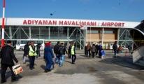 Adıyaman Havalimanı 17 Bin 706 Yolcuya Hizmet Verdi