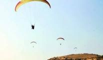 Yamaç paraşütü Adıyaman'da ücretsiz