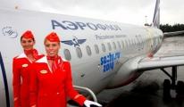 Aeroflot yaptırımları hiçe sayıyor