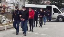 Afyonkarahisar merkezli yasa dışı bahis çetesi operasyonuna 5 tutuklama