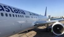 Air Astana ile bedava bilet verseler uçmam!