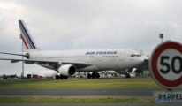 Air France Acil İniş Yaptı