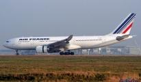 Air France'da Orly Seferlerin Yüzde 15'i İptal Edildi.