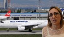 Air France 'Engelli Yolcuyu Uçaktan İndirdiler'