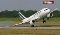 Air France'ın Uçağında Korku Dolu Dakikalar