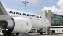 Air France Uçağı Zorunlu İniş Yaptı!