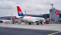 Air Serbia İstanbul Havalimanı'na iniş yaptı!