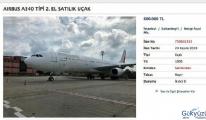 Airbus A340 tipi 2. El satılık uçak!