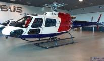 Airbus, e-teslimat modeli ile ilk helikopter teslimatı