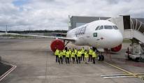 Airbus, flyadeal ile FHS  1000. uçağını kutluyor