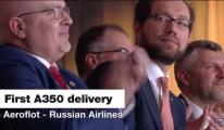 Airbus'ın ticari uçakları - 2020'deki anlar(video)