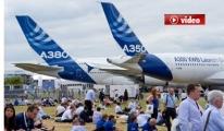 Airbus, Paris Air Show 2017'de 40 Milyar Dolarlık Siparişi Aldı