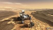 Airbus uzay teknolojisi Mars'a ulaştı