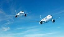 Airbus ve Bombardier, C Serisi Uçaklarda İşbirliği Yaptı