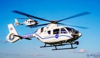Airbus,NASA'ya iki H135 helikopteri teslim etti