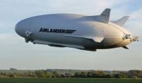 Airlander 10 Dünyanın En Büyük Hava Aracı