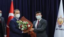 AK Parti AR-GE ve Eğitim Başkanlığı'nda devir teslim