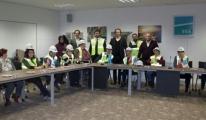 AK Parti Eyüp Gençlik Kolları'ndan İGA'ya engelsiz ziyaret