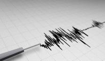 Akdeniz'de 3.8 Büyüklüğünde Deprem