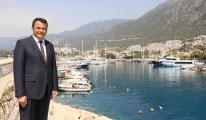 Akdeniz'de 6 büyüklüğünde deprem#
